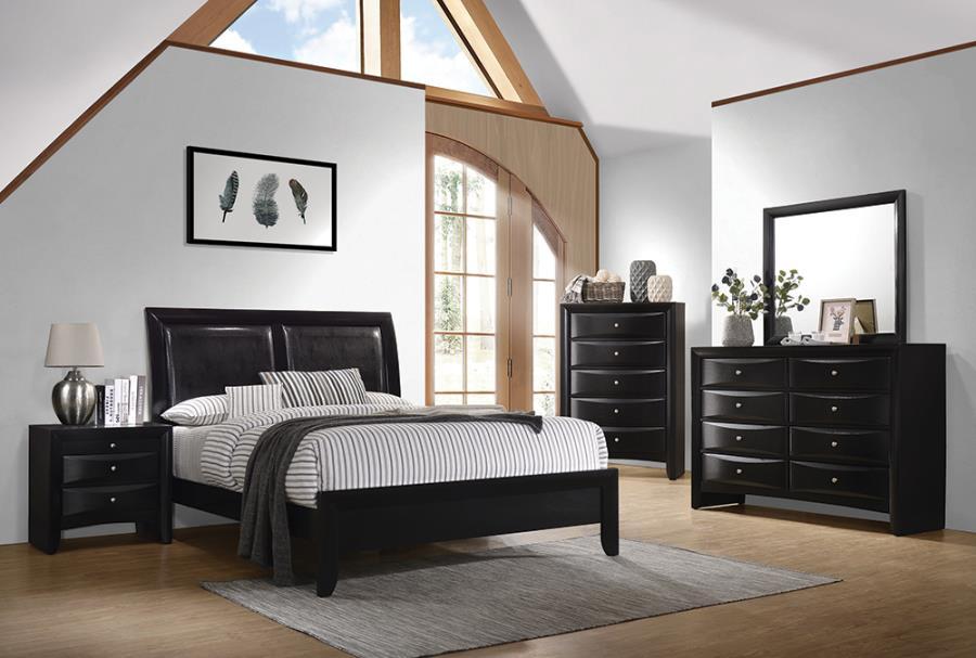Briana Queen bedroom set (4PCs)