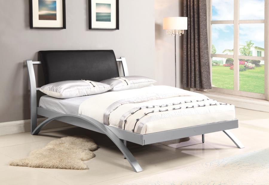 Leclair Full Metal Bed