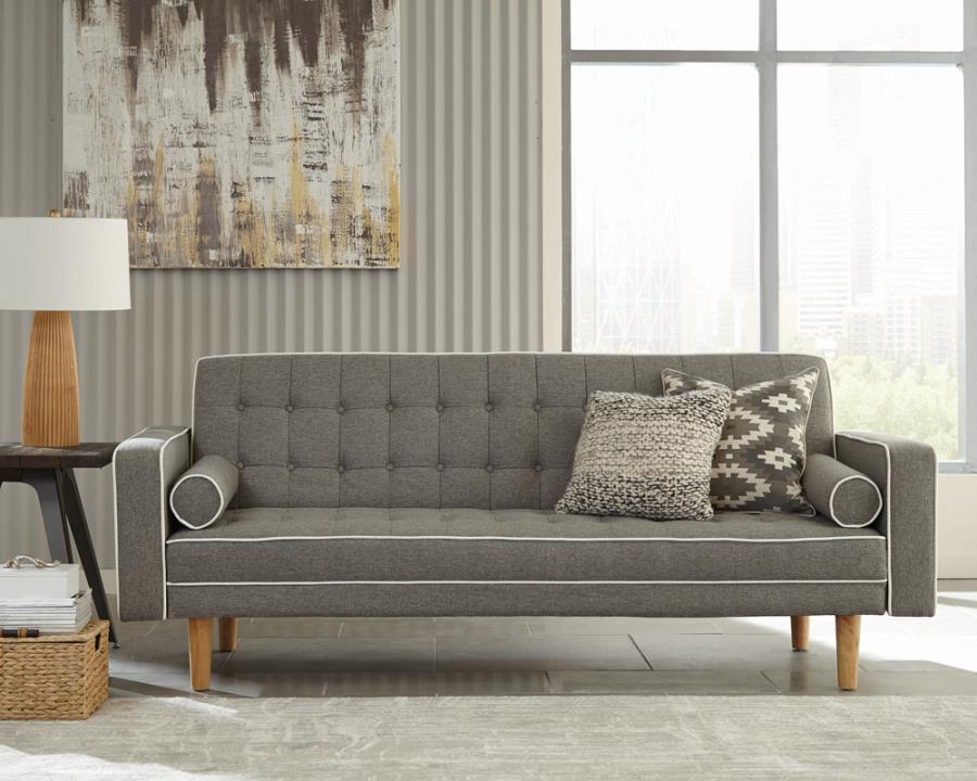 Lassen Tufted Upholstered Sofa Bed