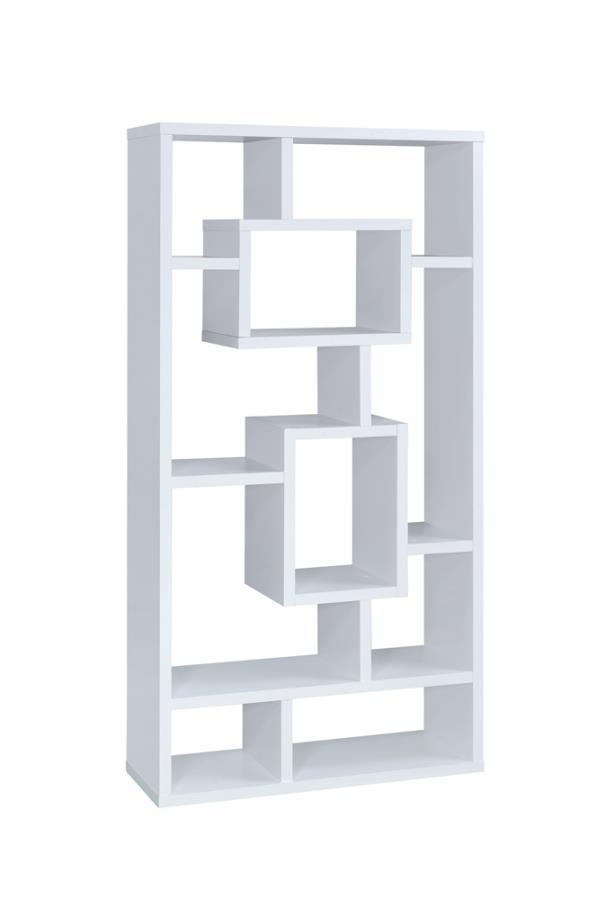 10-shelf Bookcase