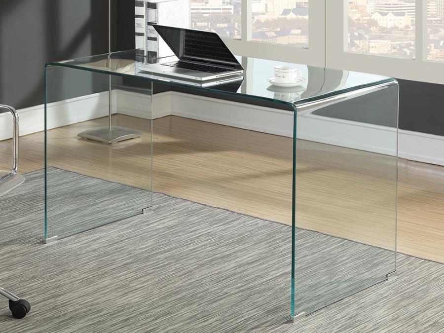 Highsmith Glass Writing Desk
