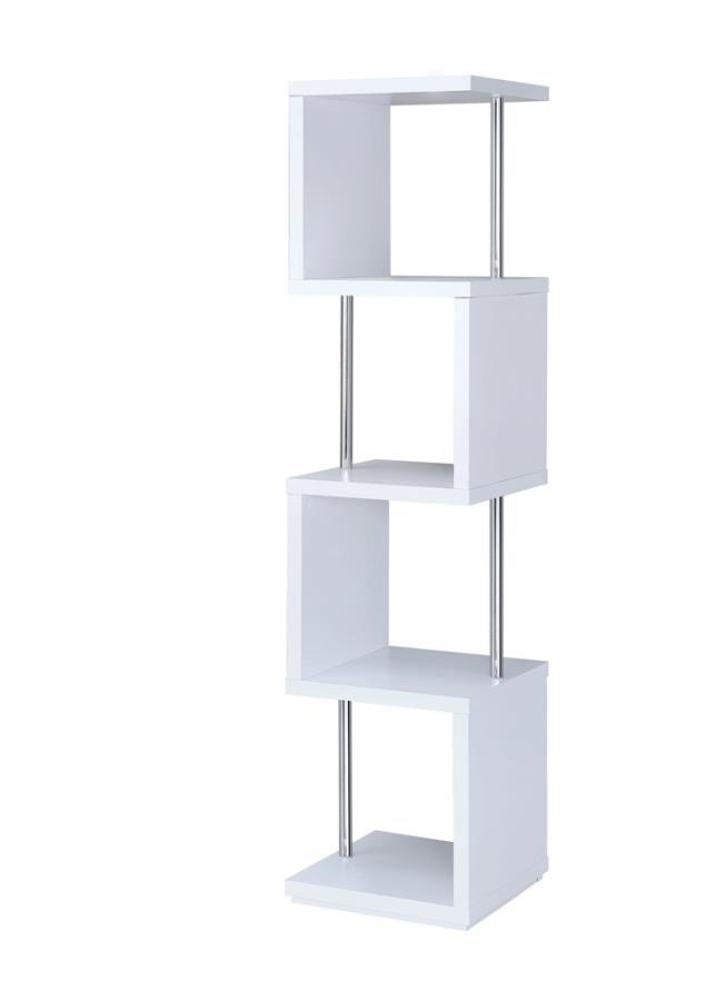 4-shelf Bookcase